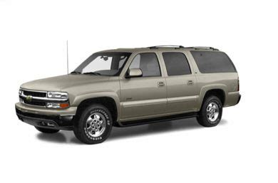 chevrolet suburban  color options carsdirect