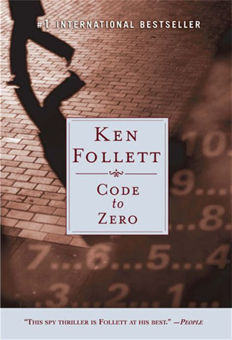 code    ken follett reviews discussion