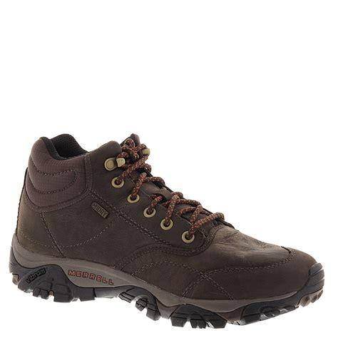 waterproof mens boot merrell moab rover mid waterproof s boot ebay