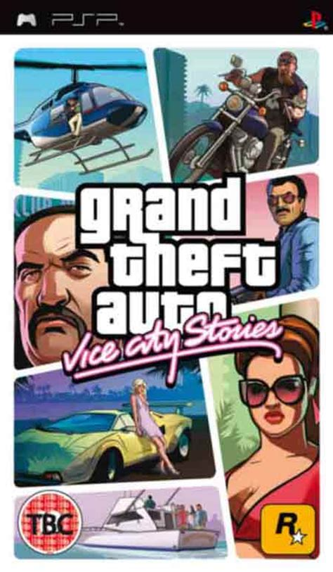Grand Theft Auto Vice City Stories by Media Portable Psp Grand Theft Auto Vice City