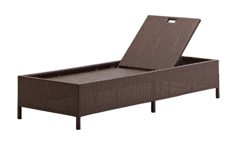 outdoor chaise lounge wicker patio furniture pool chair