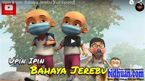 film malaysia upin dan ipin heboh setelah malaysia upload kembali episode upin ipin