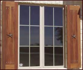 your choice for exterior shutters rot or not to rot