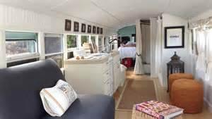 autobus casas fotos dos americanos convierten un autob 250 s viejo en una