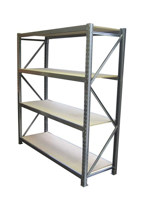 span with 4 shelves 1800xh1800lx450mm cheap shelving