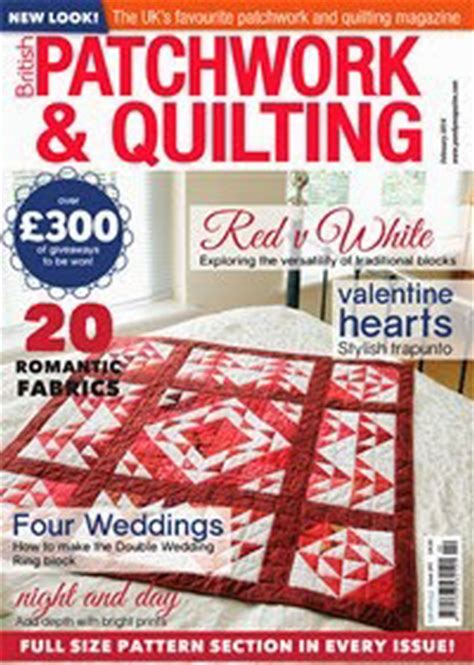 Quilting And Patchwork Magazine - patchwork and quilting magazine subscription