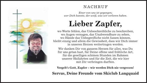 Auto Schmidt Langquaid by Traueranzeige 769344 Familienanzeigen Nachrufe