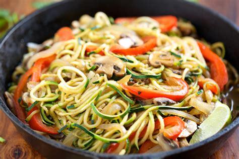 new year vegetarian noodles veggie fajita noodles get inspired everyday