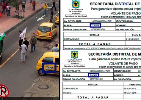 consultar multas de transito en bogota infodeayuda comparendos bogota consulta newhairstylesformen2014 com