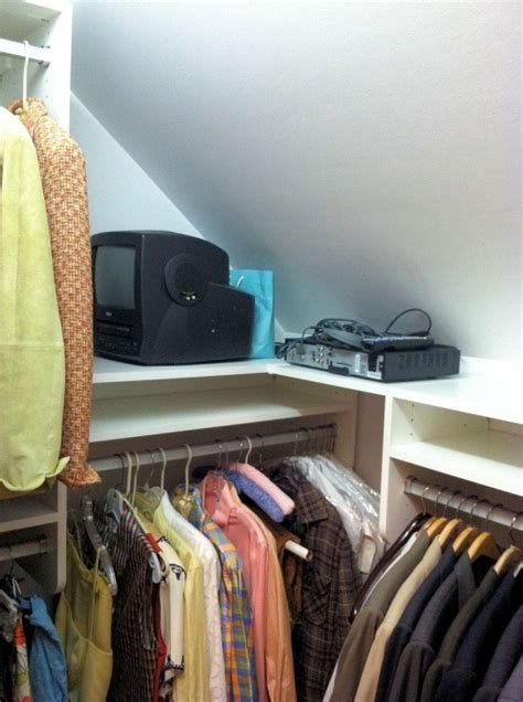 storage solutions for attic bedrooms 43 best images about my slanted walls on pinterest