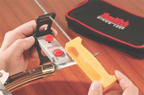 Best Way To Sharpen Kitchen Knives amazon com smith s dfpk diamond precision knife