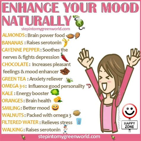 7 Tips For Getting Back In The Mood After A Pregnancy by Mood Enhancing Foods Health Tips