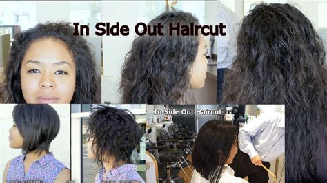 haircut thinning thick hair mogi hair inside out haircut how to control thick curly