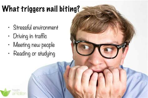 Quit The Nail Biting Habit And Personality Grooming by Learn How To Stop Biting Your Nails The Easy Way Health