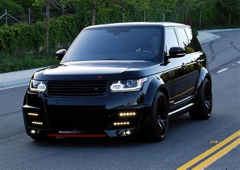 modified 2015 range rover 2015 range rover supercharged by west coast motorsport