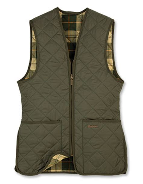 Barbour Quilted Waistcoat by Winter Waistcoat For Barbour 174 Zip In Quilted