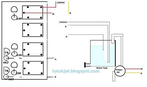 rangkaian kapasitor pada pompa air rangkaian kapasitor pompa air 28 images rangkaian pengendali motor listrik 3 fasa untuk