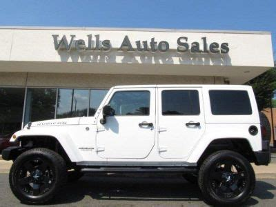 justin timberlake jeep jeep wrangler unlimited sahara white hardtop www