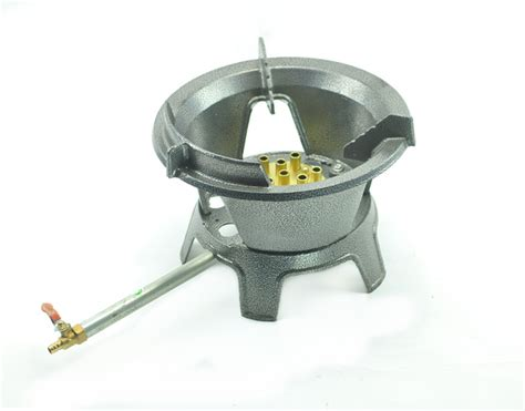 Dijual Iron Qj 57q Product aliexpress buy gas only bigh stove cast iron hotel restaurant lng cooking