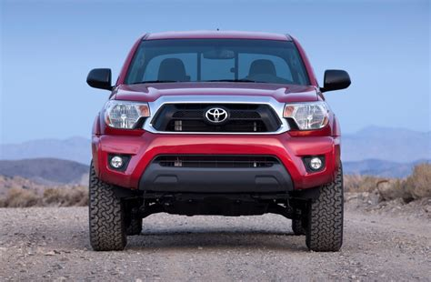 2012 Toyota Tacoma Trd 2012 Toyota Tacoma Trd T X Baja Series Priced From 34 450