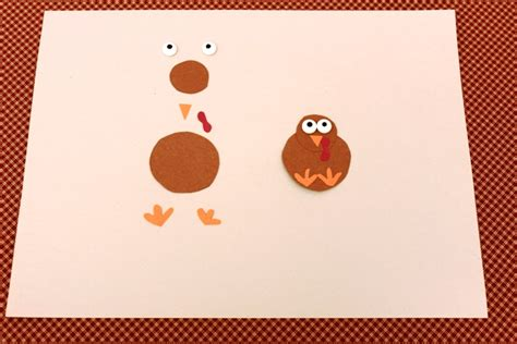 How To Make A Turkey With Construction Paper - how to make a turkey from construction paper 28 images