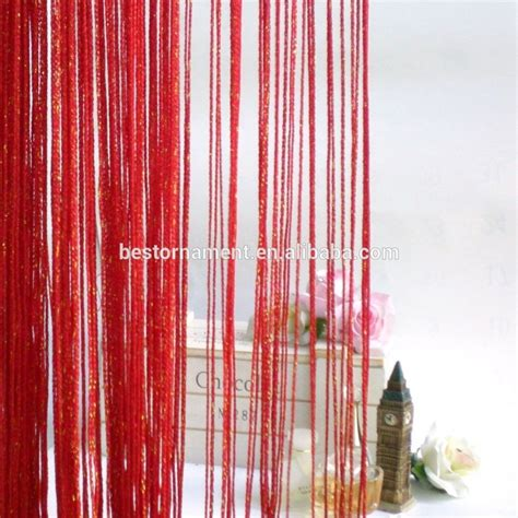 chinese curtains red string curtains curtain menzilperde net