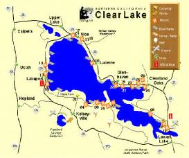 clear lake map california clear lake fishing report bass fishing forums the