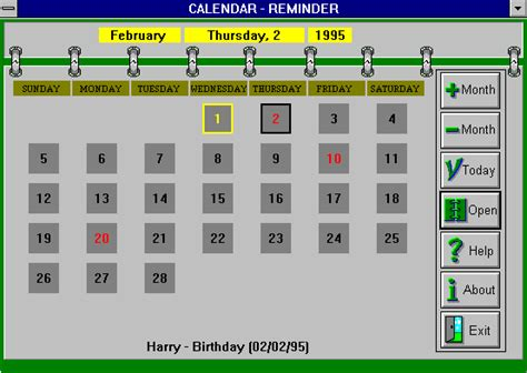 Calendar Reminders Birthday Calendar Reminders With Symbols New Calendar