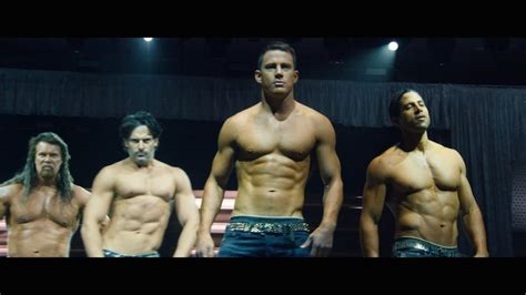 we became male strippers magic magic mike xxl male strippers women s fantasies and why