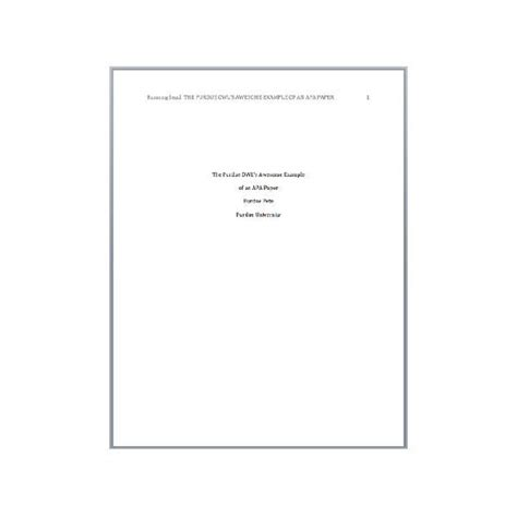 office 2007 apa template apa style cover page template word 2007 introduction