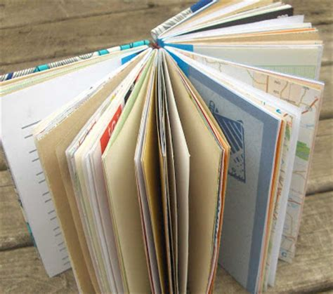 How To Make A Book Out Of Paper - my handbound books bookbinding books out of