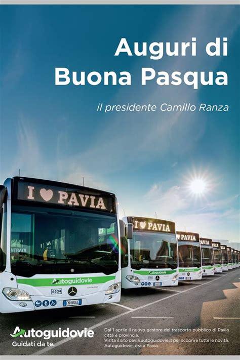 trasporto pubblico pavia il trasporto pubblico locale di pavia passa a autoguidovie