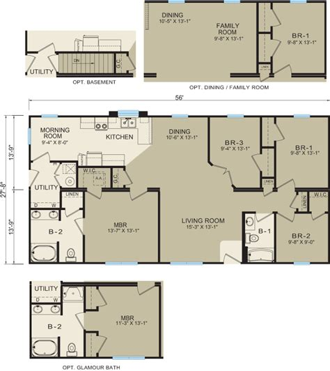 michigan home builders floor plans michigan modular homes 3653 prices floor plans