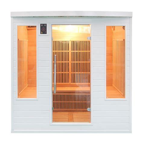 Eclairage Piscine 2994 by Sauna Soleil Blanc Club 4 5 Places