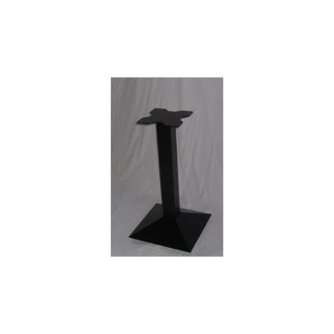 tavolo con gamba centrale tavolo gamba centrale ghisa top legno tavolini ristorante