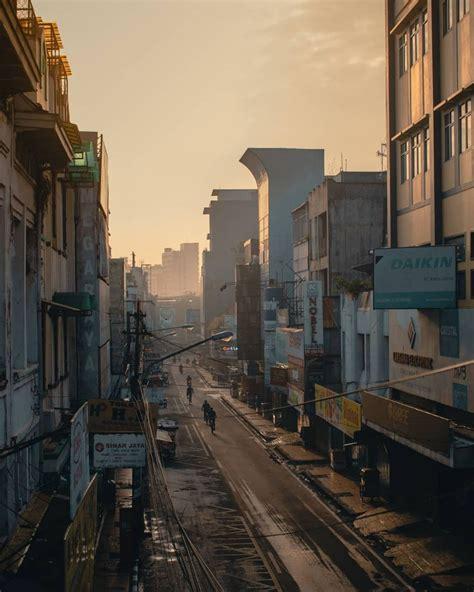 potret tempat wisata  indonesia  sepi sunyi
