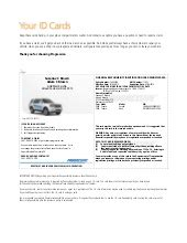 progressive car insurance cards templates pgr insurance idcard 1