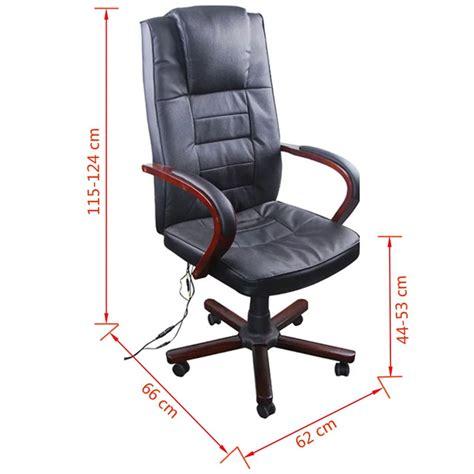 sedia massaggiante sedia poltrona ufficio massaggiante torino legno nera