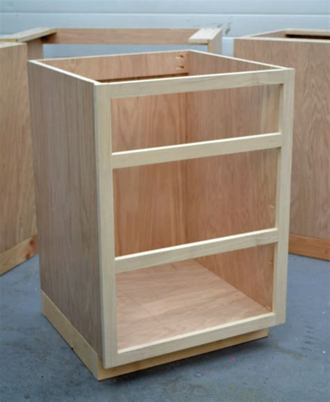 kitchen island cabinet base building kitchen base cabinets 101 to for