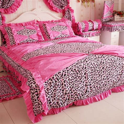 cute girly comforter sets vikingwaterford com page 17 cute cheap pink leopard