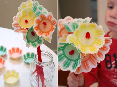craft flowers for creative arts and crafts projects diy