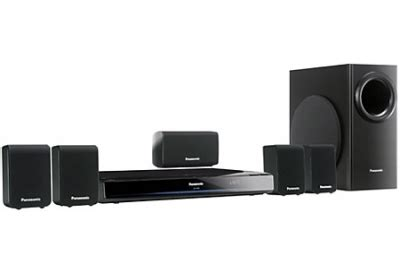panasonic dvd home theater system 5 1 channel 400 watt
