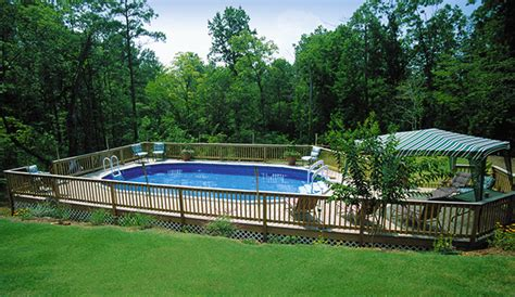 Backyard Pool Safety Above Ground Pool Safety Swimmingpool