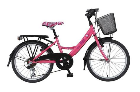 zoll kinderfahrrad maedchen city damen bike city
