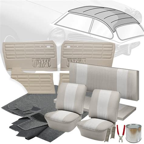 Vw Interior Kits by Deluxe 12 Inch Insert Vw Interior Kit Karmann Ghia Coupe