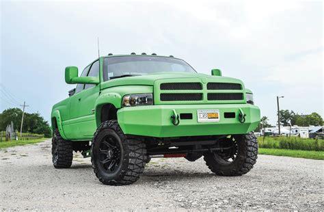 1998 dodge ram 2500 1998 dodge ram 2500 green