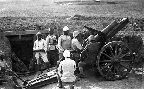 ottoman artillery ottoman artillery nzhistory new zealand history online