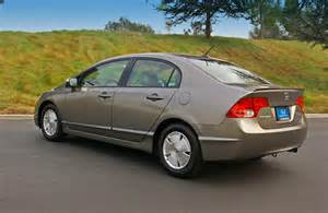gas leak prompts warranty extension for 80 000 honda civic