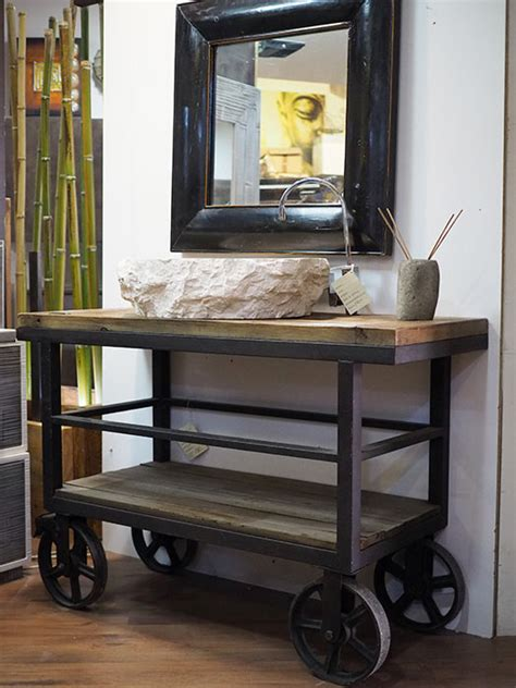 Bagno Stile Industriale by Mobile Bagno Industriale Offerta On Line Arredo Bagno