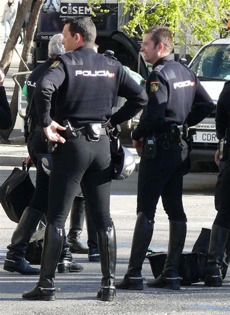 Spanish Mounted Police Uniform Uniforme De Policía